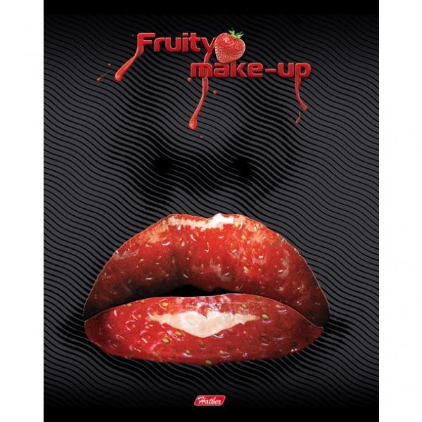 "Тетрадь 80л  80Т5лолВ1""Fruity make up"" (7/70)"