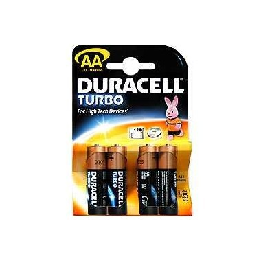 "Батарейки LR 6-4  ULTRA POWER ""DURACELL"" 4шт."